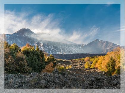 Wycieczka na Etnę podczas pobytu w Ośrodku Uzależnień