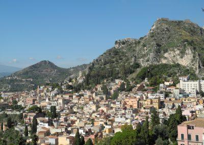 Miejscowość położona w górach