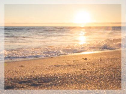 możliwość spędzania czasu na plaży podczas pobytu w Ośrodku Uzależnień