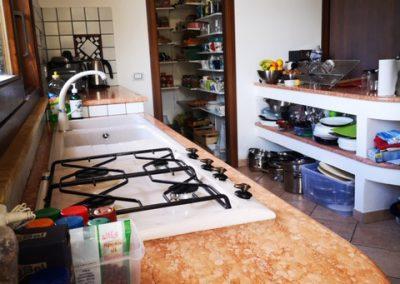 Kuchnia w Ośrodku