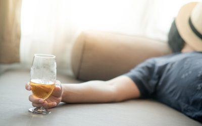 Objawy odstawienia alkoholu