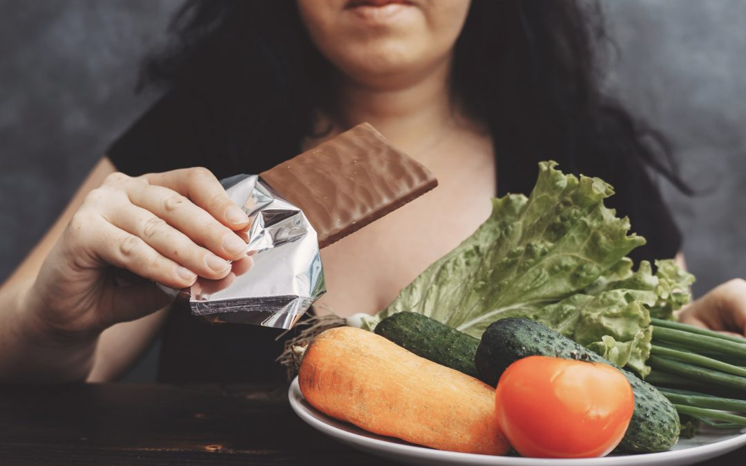 Uzależnienie od jedzenia
